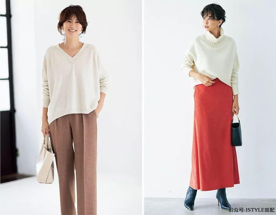 今年初秋最显瘦的毛衣,竟然是这几件!插图(20)