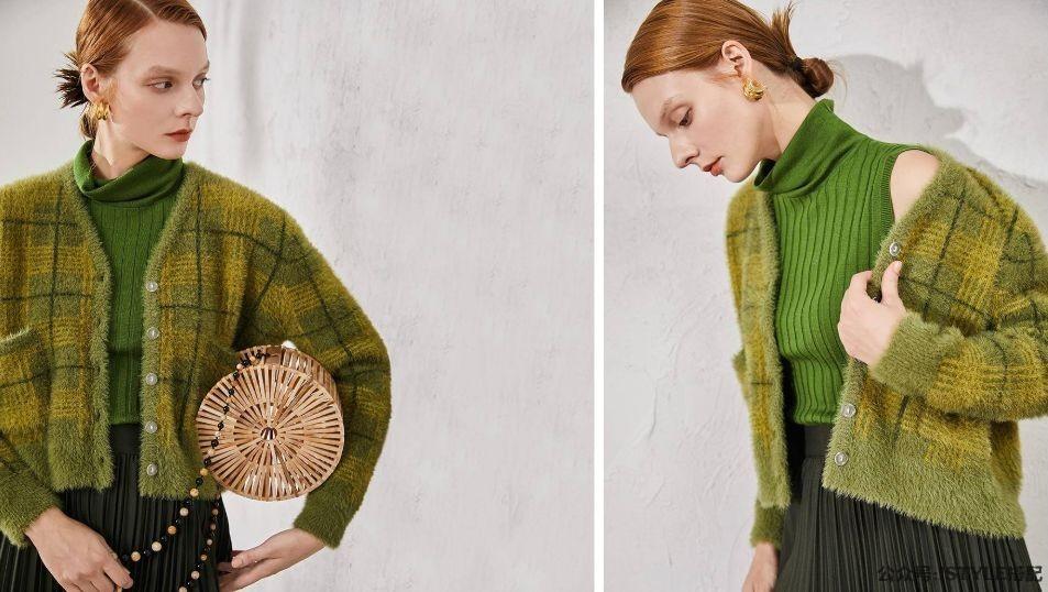 今年初秋最显瘦的毛衣,竟然是这几件!插图(26)