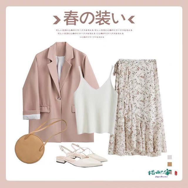 气质时尚女人穿衣穿搭图片