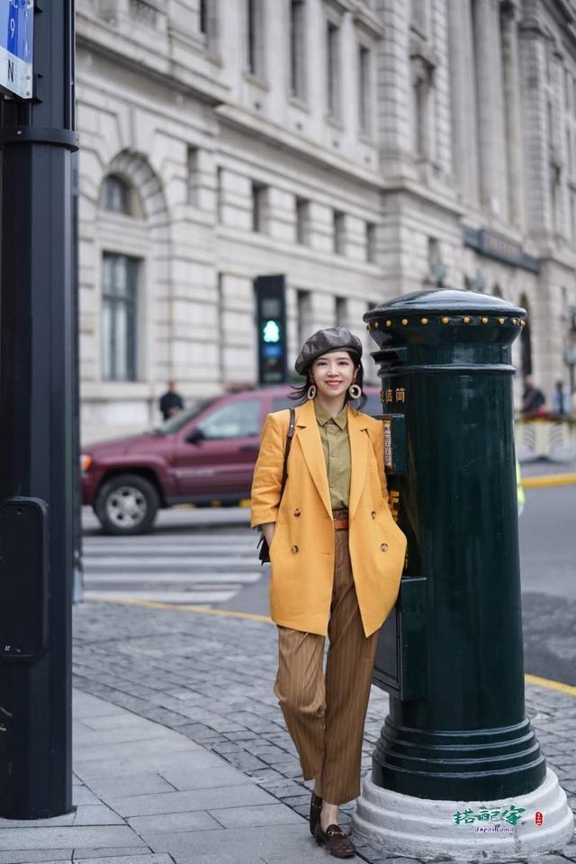 西装外套怎么选择女士 小西装女外套穿搭