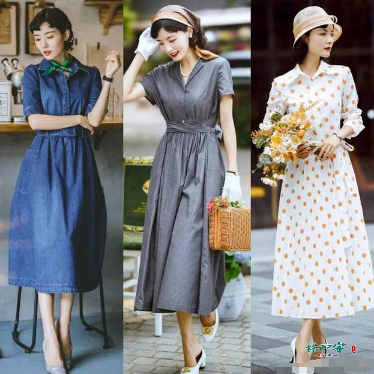 什么叫法式穿衣风格?