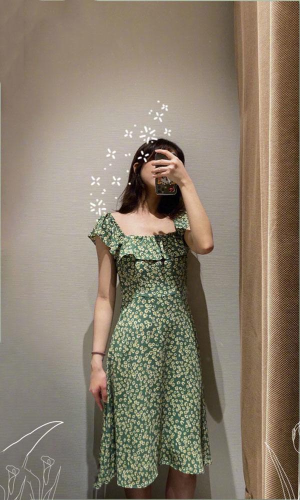 夏天怎么能缺少连衣裙?这些不错的经典版型,让你轻轻松松变女神