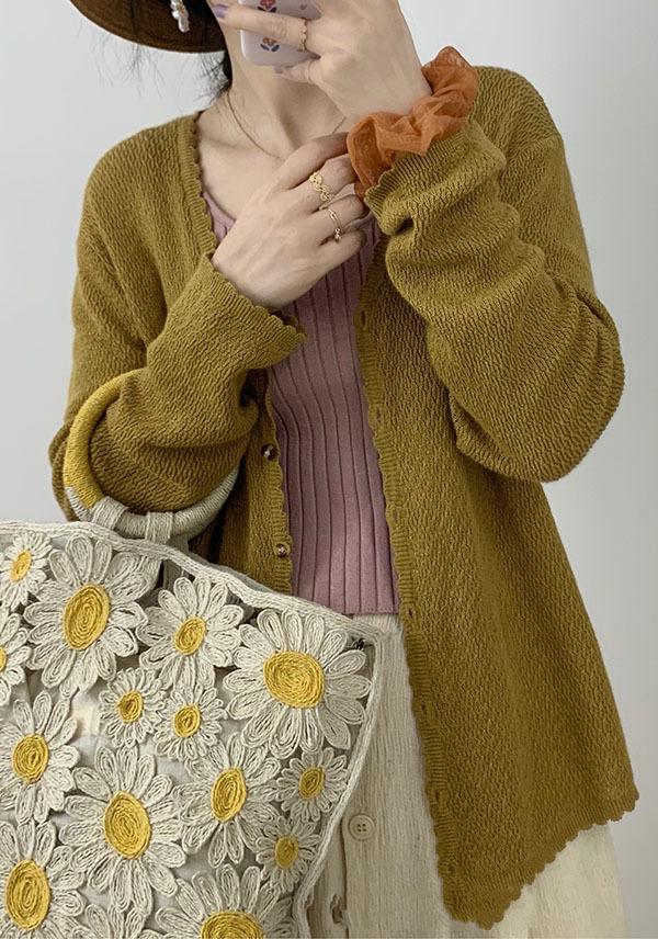 现在早不流行防晒服了!看看简单舒适的空调衫吧,时髦洋气又百搭