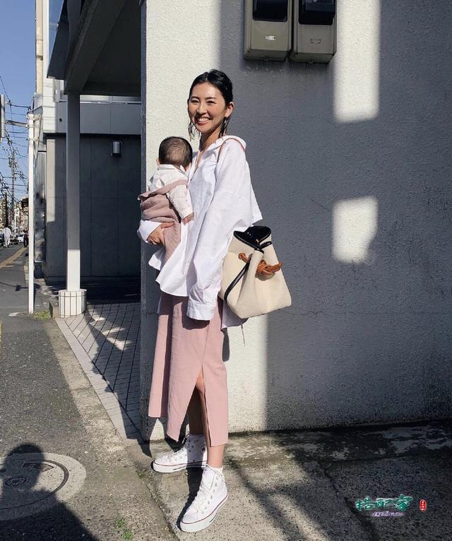 辣妈穿衣穿搭 生完宝宝穿什么衣服好看?