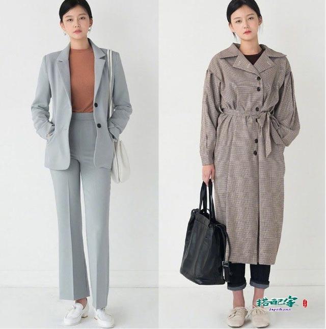韩版服装穿搭图片女装