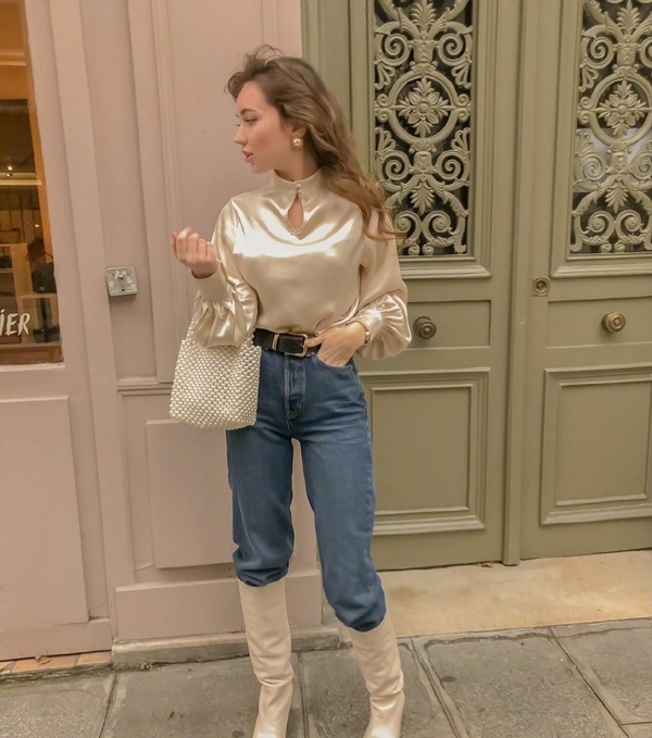只有在法国才能穿出法式风情?学会这三点,普通人一样可以!