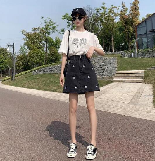 小腿粗可以短裤短裙吗?