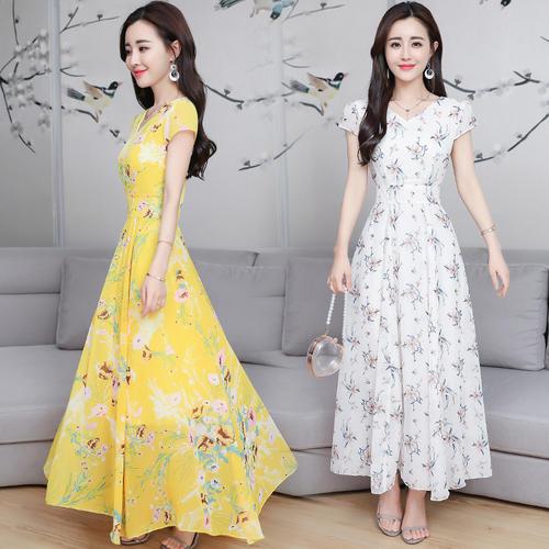 拍摄长款连衣裙和短款连衣裙有什么区别?