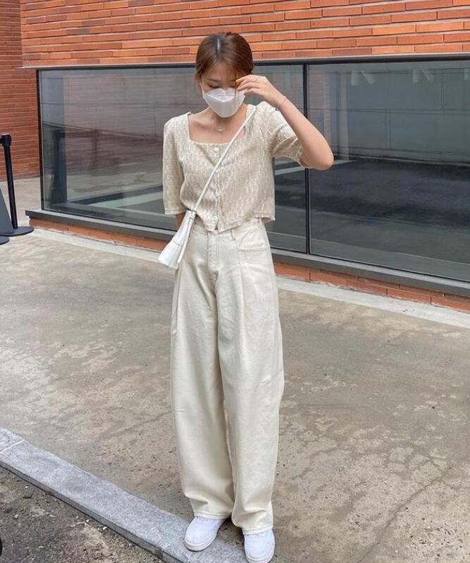 梨形身材怎么穿搭夏季