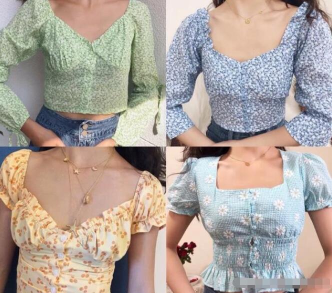 胸大的女人穿什么款显胸小?