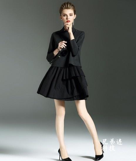 日常穿搭怎么能少了裙装呢?_